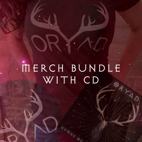Merch Bundle With CD